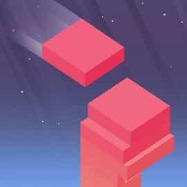 StartHomeゲームの積み上げタワー
