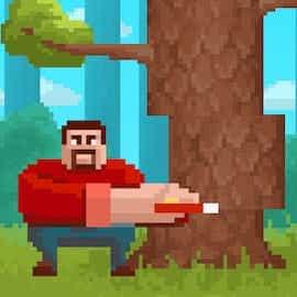 StartHomeゲームの木こりの一日