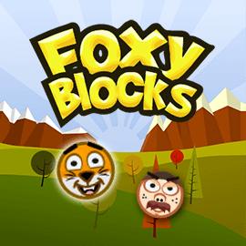 StartHomeゲームのFOXY BLOCKS