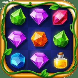 隠された魔法石の森のかんたんゲームサムネイル