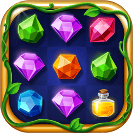 StartHomeゲームの隠された魔法石の森